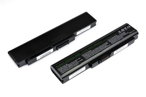 Batterie de rechange compatible avec tOSHIBA pa3593U - 1BAS/1BRS