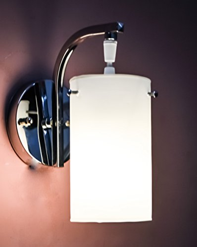 SFL Smart look Attractive classy Chrome Wall Lamp For Home Intirior Cylindrical.