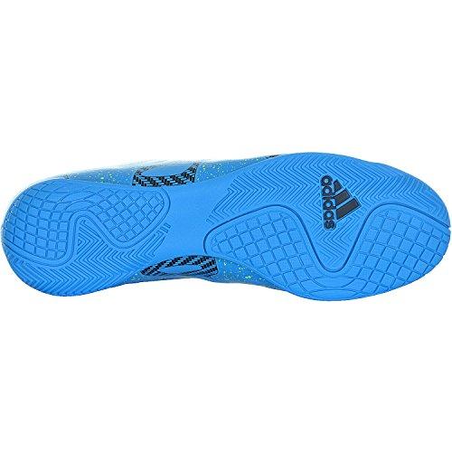 Adidas X 15.4 IN Fussballschuhe Herren Schuhe Fußball Halle Indoor Hallenschuhe S77886 solar blue/yellow/black