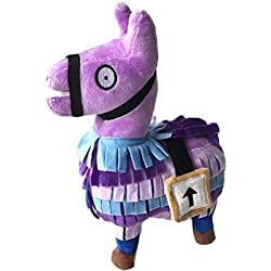 happy event Kawaii 2018 Hot for fortnite Loot Llama Plush Toy Peluche Figure Doll Soft Stuffed Animal Toys 25 cm