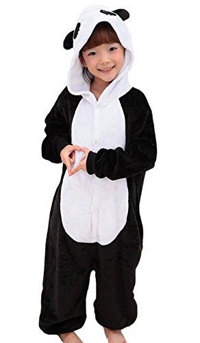 Tonwhar - Grenouillère - Femme Multicolore (Kinder Kostüme Panda)