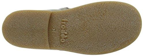 FRODDO Froddo Kids Chelsea Boot G3160062-7, Bottes Chelsea mixte enfant Beige (Beige)