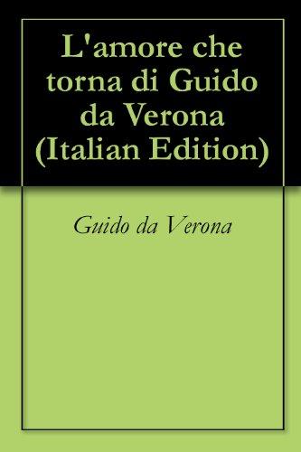 L'amore che torna di Guido da Verona (ePUB/PDF)