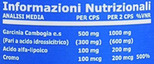 Ultimate Italia - Gts - Vuoi che le calorie finiscano nei muscoli o nel grasso? - 90 capsule - 41Nb%2BGceyHL