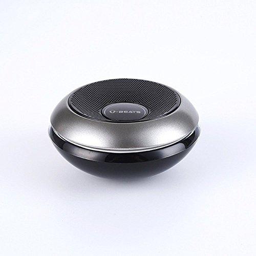 Jbl-akustik-sound Bluetooth (Mr. Fragile Kabellose Tragbare Bluetooth-Lautsprecher, Spielzeit 4 Stunden, 10 Meter Bluetooth-Reichweite, Verbesserte Bass, Geeignet Für iPhone, iPad, Drei, Laptop, Etc. (Schwarz))