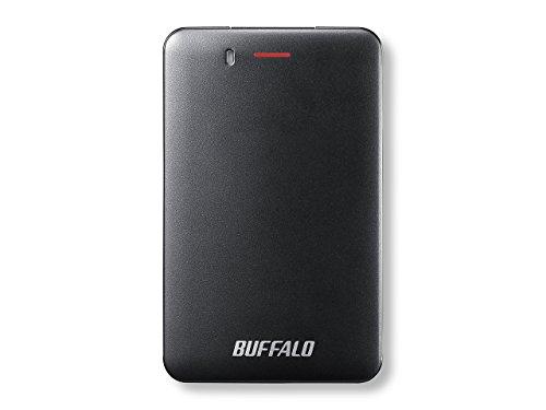 Buffalo MiniStation SSD SSD-PM120U3B-EU, kompakte externe SSD 120GB, USB 3.1, schwarz - Compact Drive Guide