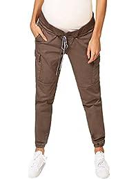 9e56f59b4e98 Amazon.it  ESPRIT Maternity - Pantaloni   Abbigliamento premaman ...