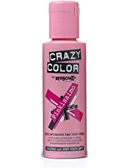 crazy color coloration fugace pinkissimo 100 ml - Coloration Permanente Rose