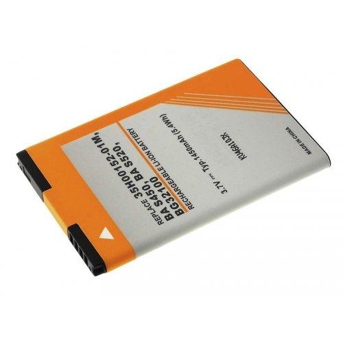 Akku für HTC 7 Mozart 1450mAh, 3,7V, Li-Ion