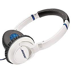 Bose SoundTrue Headphones On-Ear Style, White