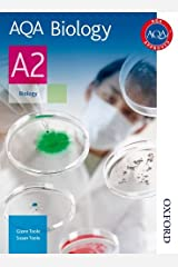 AQA A2 Biology Student's book: Student's Book Paperback