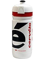 Elite Bidón Corsa Team 550ml bicicleta botella de agua Team Cervelo