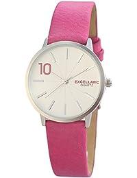 Excellanc Damen-Armbanduhr XS Analog Quarz verschiedene Materialien 195025500176