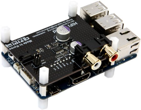Preisvergleich Produktbild HiFi Shield for Odroid C2 / C1+