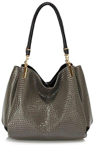 leahward-womens-patent-snake-skin-print-shoulder-bags-ladies-designer-tote-handbags-bag-243-grey
