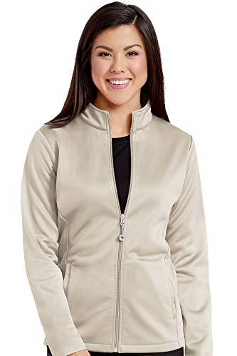 Med Couture Women's Bonded Fleece Med Tech Warm up Jacket -