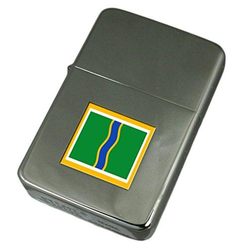 Select Gifts Encendedor de grabados de la ciudad de Andorra la Vella Andorra la bandera
