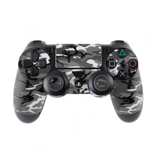 Skins4u Sony Playstation 4 Skin PS4 Controller Skins Design Sticker Aufkleber styling Set auch für Slim & Pro - Urban Camo