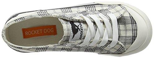 Rocket DogJazzin - Scarpe da Ginnastica Basse donna Multicolore (Multicolor (Altan White))