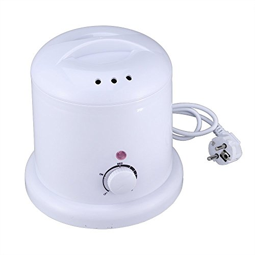Crisnails® Calentador de Cera Eléctrico 1000ml para la Depilación,Centro de Depilación para Calentador...