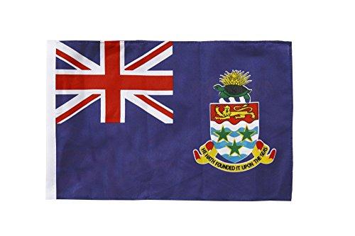 Flaggenfritze® Flagge Kaiman-Inseln - 30 x 45 cm -