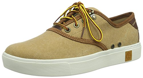 Braun Timberland Oxford Amherst Low Brown Top Herren 4qUwP