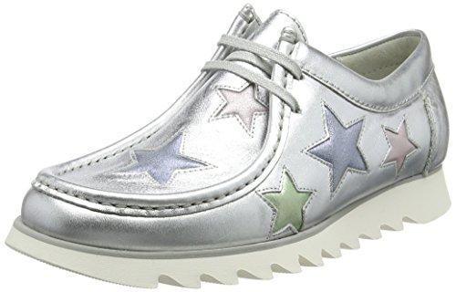 Sioux Damen Grash-d172-33 Sneaker, Mehrfarbig (Linen/Laser-Kombi), 40 EU (6.5 UK)