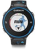 Garmin Forerunner 620 GPS Running Watch with Colour Touchscreen Display - Black/Blue