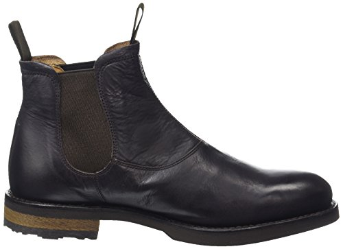 FLY London Buck770fly, Bottes Chelsea Homme Marron (Dk.brown 001)