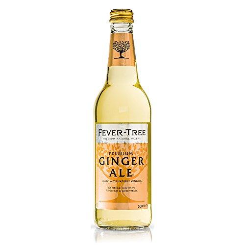 Fever Tree Ginger Ale 24 x 0,2 Liter