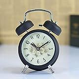 BSTLY Réveil Affichage De la Date, la Chambre à Coucher, Le Bureau, Les Enfants,Adulte Reveil