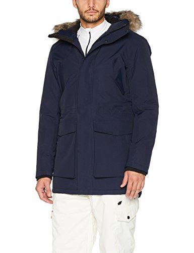 JACK & JONES, Parka Uomo Blu (Navy Blazer)