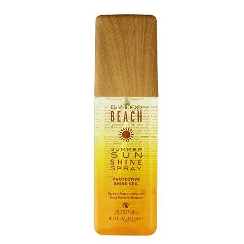 Alterna Bamboo Beach Summer Sun Shine Spray Brillance pour Cheveux 125 ml