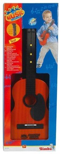 Simba 106831420 - My Music World Country Gitarre 54cm - Video-spiel-gitarre