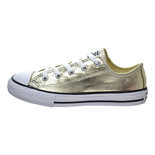 Converse AS Hi Can charcoal 1J793 Unisex-Erwachsene Sneaker LIGHT GOLD WHITE BLACK