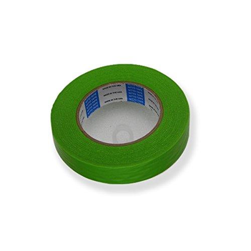 Créative Régie - Klebstoff Permacel Papier Vert Mat 25mm x 55m