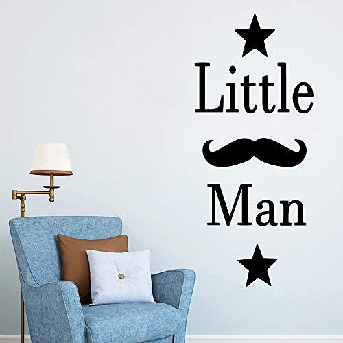 Nette kleine Mann Wandbild Abnehmbare Wandtattoo Für Wohnzimmer Schlafzimmer Dekoration Wandbilder aus Wandaufkleber auf AliExpress.com |Alibaba Group Pink L 43 x 99 cm