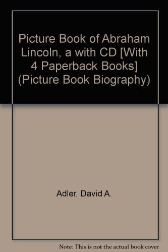 A Picture Book of Abraham Lincoln (Picture Book Biography) (Picture Abraham Of Book Lincoln A)
