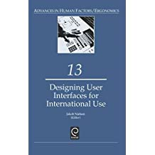 [(Designing User Interfaces for International Use )] [Author: Jakob Nielsen] [Aug-1990]