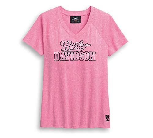 Harley Davidson T-Shirt Pink Label H-D, S-Lady