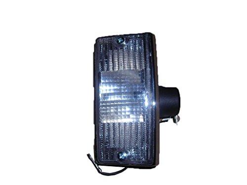 LAMPEGGIATORE FRECCIA ANTERIORE DX DESTRA BASE CROMATA VESPA PX 125 150 200