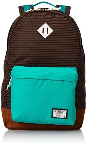 Burton - Zaino Kettle Pack, Unisex, Zaino, Rucksack Kettle Pack, Beaver Tail Crinkle, 29 x 15 x 42 cm, 20 Liter