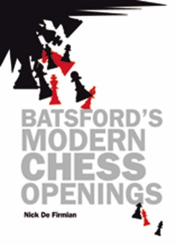 Batsford's Modern Chess Openings New Edition