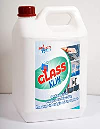 Glass Clin - Glass Cleaner - 5L + 5L - (Maha Bachat Pack)