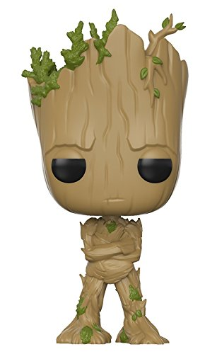 Figura Pop Guardians of The Galaxy Teenage Groot Exclusive 1