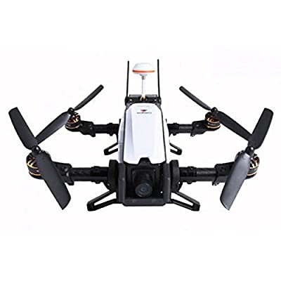 Walkera Furious 320 Racing GPS Quadcopter Drone w/ DEVO7/ OSD/1080P HD Camera Explosion-proof bag Ready to Fly Drone Version 6 by Walkera