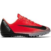 Nike Vaporx XII Academy Cr7 TF, Botas de fútbol Unisex Niños