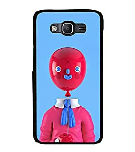 Vizagbeats Baloon Head Back Case Cover For Samsung Galaxy On7