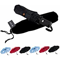 SY Voyage Compact Parapluie coupe-vent automatique l¨¦ger incassable Umbrellas-factory Direct haute ¨¦conomique Parapluie