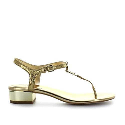 MICHAEL by Michael Kors Zapatos Cayla Sandalias Oro Mujer Gold 38